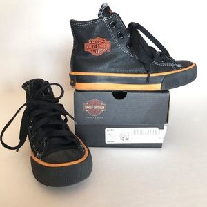 Harley Davidson Nathan Lace Up Sneakers
